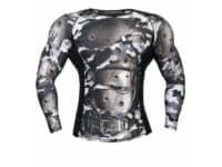 Triko Dlouhý rukáv (Rash Guard) Camouflage